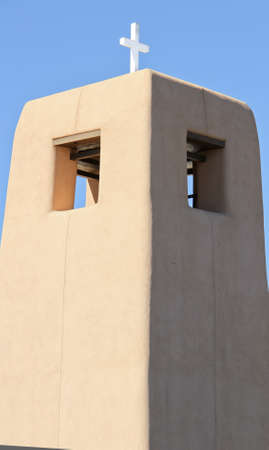 Adobe Mission Bell Tower