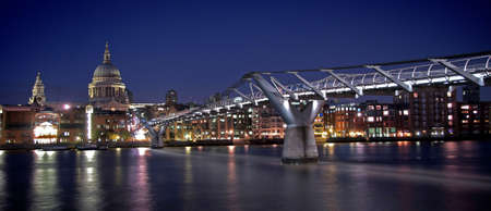 millennium bridge: millennuim bridge