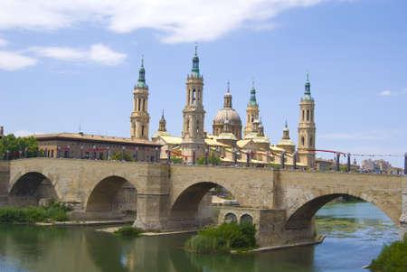 zaragoza: El Pilar, in Zaragoza (Spain)
