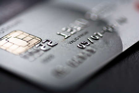 platinum credit card Stock Photo - 6924141