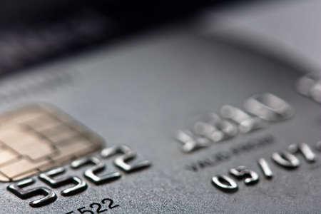 platinum credit card photo