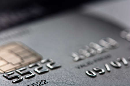 platinum credit card Stock Photo - 6924138