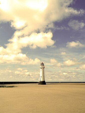 Perch Rock Lighthouse - New Brighton