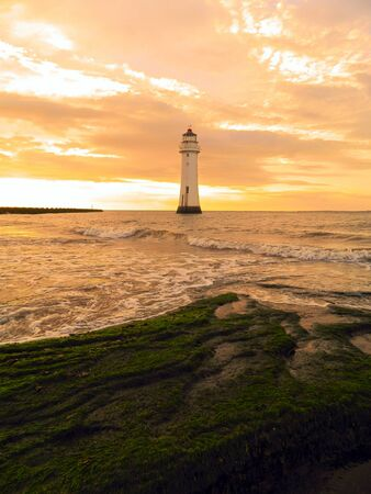 Sunset at Perch Rock 2
