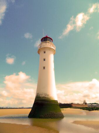 Fort Perch Rock Lighthouse