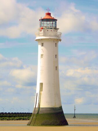 The Lighthouse Stock Photo