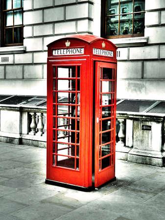 phonebox: Vintage Phonebox