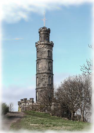 Nelson s Monument on Calton Hill