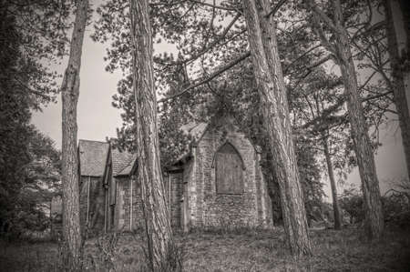 The Chapel in the Woods