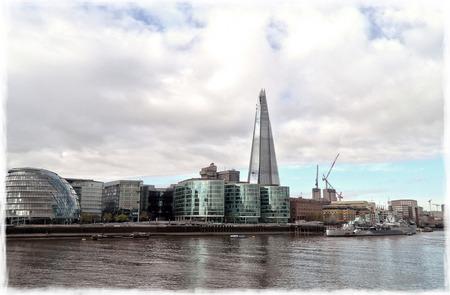 A Thames Scene