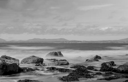 Harlech Beach in Mono