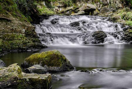 Nantcol Waterfalls
