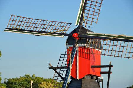 The windmill photo