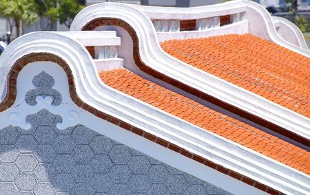 decorration: Roof decorration