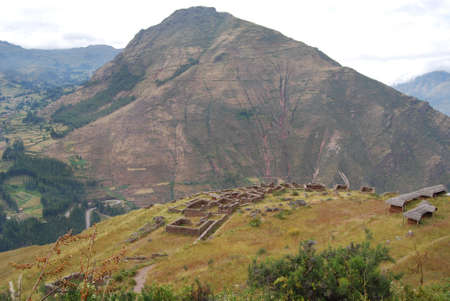 archaeological complex: Pisac Archaeological Complex