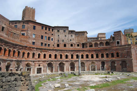 Trajan Markets  Rome photo