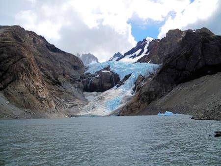 chalten: View of Chalten Argentina