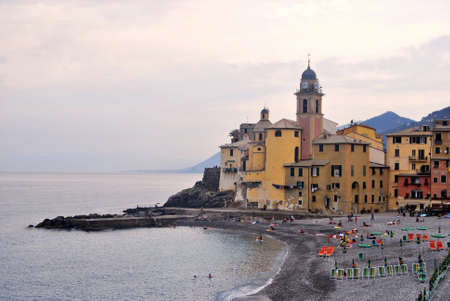 Camogli Liguria Italy Coast photo