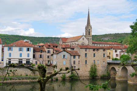 val: Saint Antonin Noble Val France