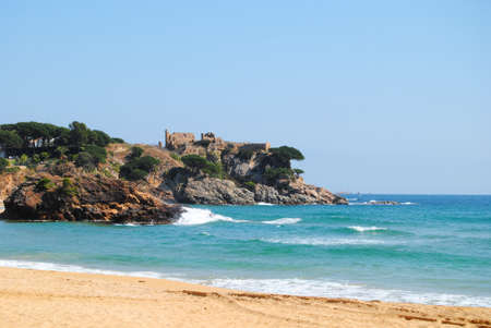 catalunya: Cala Fosca Palamos Catalunya