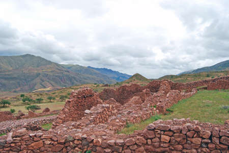 archaeological complex: The archaeological complex of Piquillacta or Piki Llapta