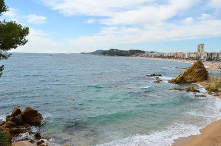 costa brava: Lloret de Mar Costa Brava