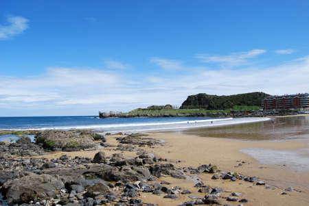 cantabria: Brazomar beach  Castro Urdiales  Cantabria