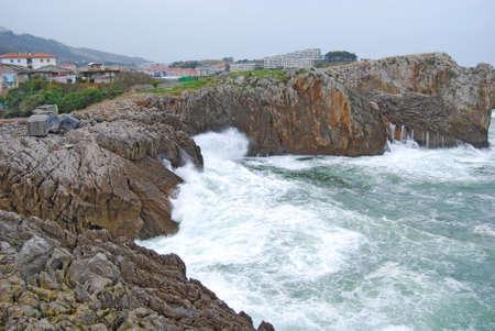 cantabria: Cliffs of Castro Urdiales  Cantabria