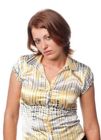 noiseless: Missing girl Stock Photo