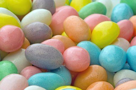a macro shot of easter eggs, at f32 Фото со стока - 2655865