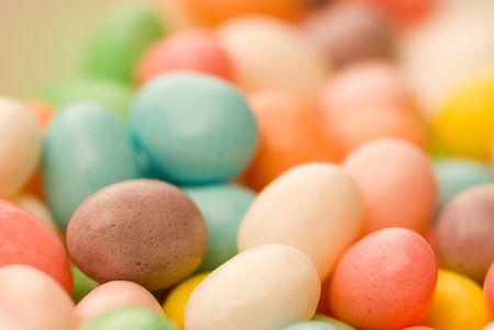 a macro shot of easter eggs at F8 Фото со стока - 2655862