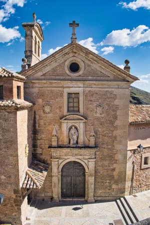 17th century Carmelite convent in Cuenca