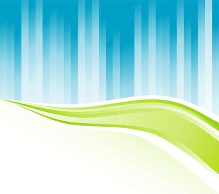 depliant: Business Card concept background