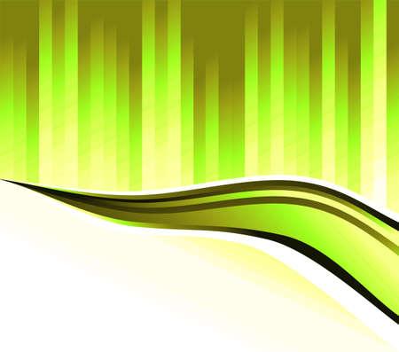 depliant: Orange Concept Business card template