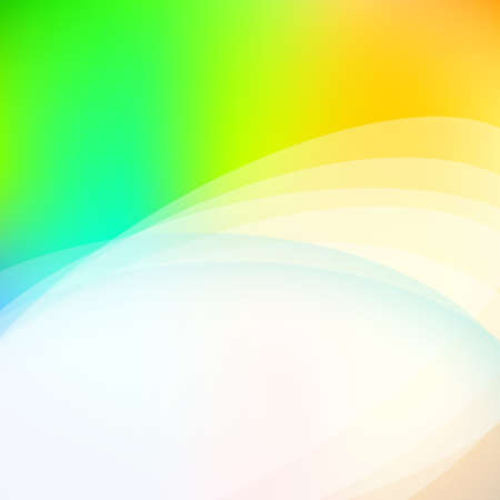 Colorful Business Brochure Background with Rainbow Colours and delicate gradients Stockfoto - 8310226