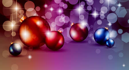suggestive: Merry Christmas Elegant Suggestive Background for Greetings Card with glitters and high contrast colours