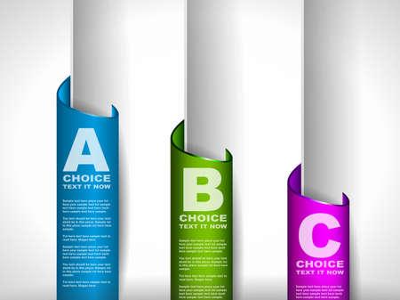 clasificacion: Ranking de las etiquetas de papel al estilo de la clasificaci�n de productos o sombras de calificaci�n son de corte transparente, f�cil y pegar en todas las superficies Vectores