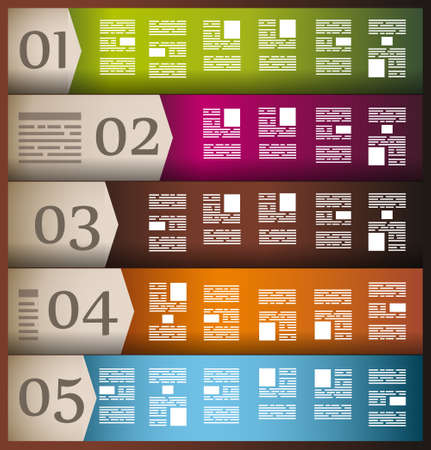 paper tags: Infographic elements - set of paper tags, cloud technology icons, cloud cmputing, graphs, paper tags, arrows, world map and so on. Ideal for statistic data display.