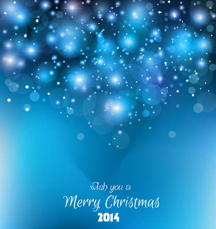 Christmas Background for Greetings! Ideal for posters, covers, invitation flyers and so on! Stock Vector - 23391996