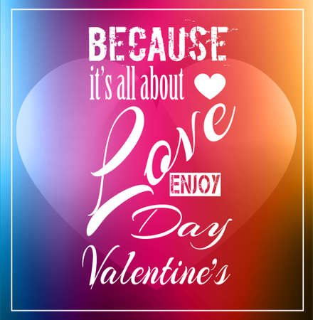 stunning: Valentines Day template with stunning hearts and colors for your flyer backgrounds.