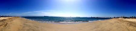 view: Long Beach view CA