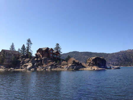 bear lake: The magic of Big Bear lake CA