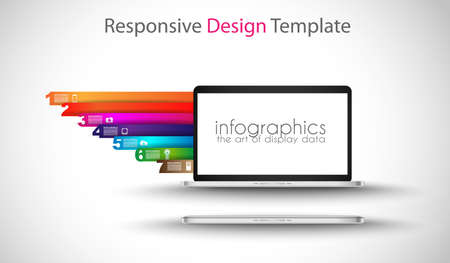 ui design: Modern devices mockups fpr your business projects. webtemplates included.