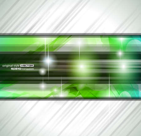 Abstract background for business card or brochures cover or high tech flyers. Vector