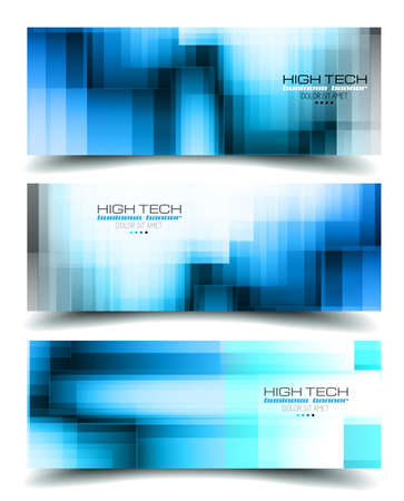 web design background: Banner Backgrounds for business card or corporate covers or web advertisement.
