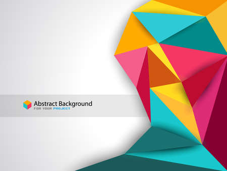 Abstract high tech background for covers , business cards, brochures or flyers. Vector