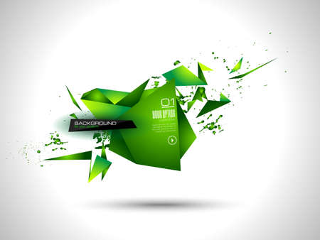 business backgound: Abstract Business background for Infographics Illustration