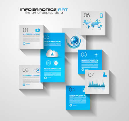 report cover design: Modern UI Flat style infographic layout for data display, statistic visualization, reports, custom rankings, seo performance data and so on.