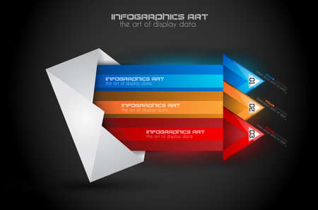 infocharts: Infographic Layout for infocharts, item classification, performance analysis, product ranking and generic business or marketing oriented presentations