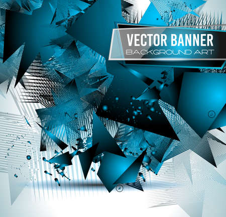 brochure background: Abstract Background with Shapes Explosion For Cover, Flyers template, Brochure Layouts, Prnted Material, Business Cards, Magazine Page Patterns.